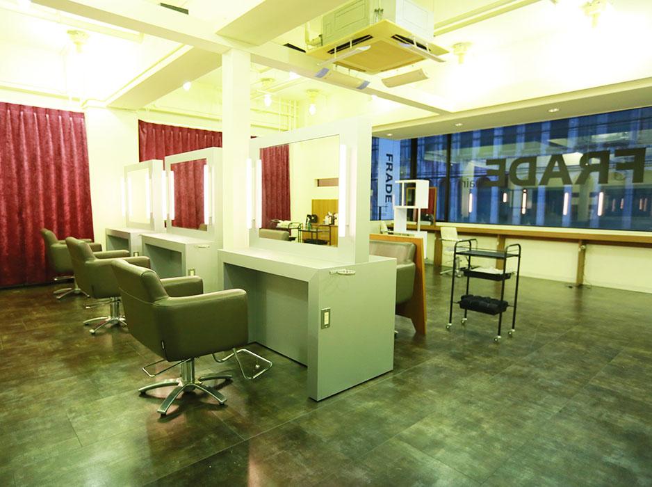 美容室 フレードミュート 浜町店