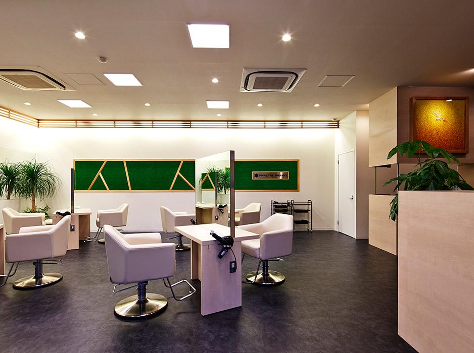 美容室 フラクタルデザイン大村店